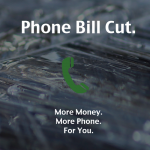 Phone Bill Cut