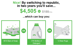 Save a lot on your phone with republic wireless